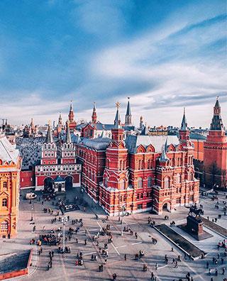 Ukrayna Rusya Turları