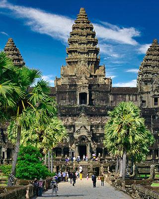 Tayland Vietnam Kamboçya Turu