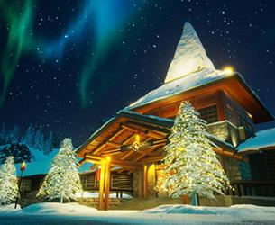 Avrupa Rüyası Lapland Kuzey Işıkları Turu
