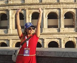 Avrupa Rüyası'nın Büyük Hayranıydım! Arkadaşımla Katıldık.. Hiç Kimse Hayalini Ertelemesin!