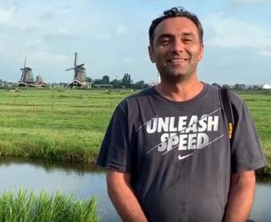 Böyle Amsterdam mı Olur! Otobüsle Avrupa Turunda Ekstra Tur Ücreti Ödemeden Gezmek Harika Bir Şey..