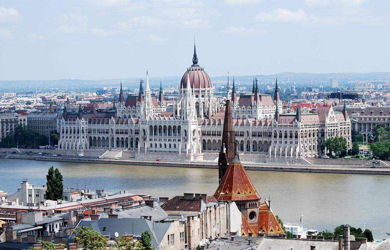 Avrupa Rüyası Budapeşte