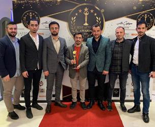 Avrupa Rüyası Yılın En Başarılı Seyahat Acentesi Ödülünü Kazandı!