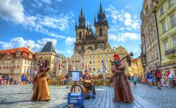 Avrupa Rüyası Prag